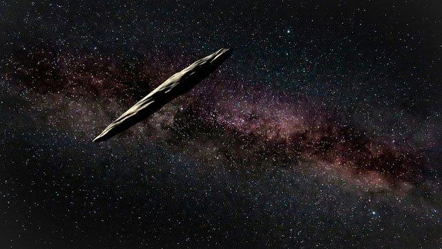 Nguồn gốc của vật thể bí ẩn Oumuamua vẫn chưa có lời giải đáp.
