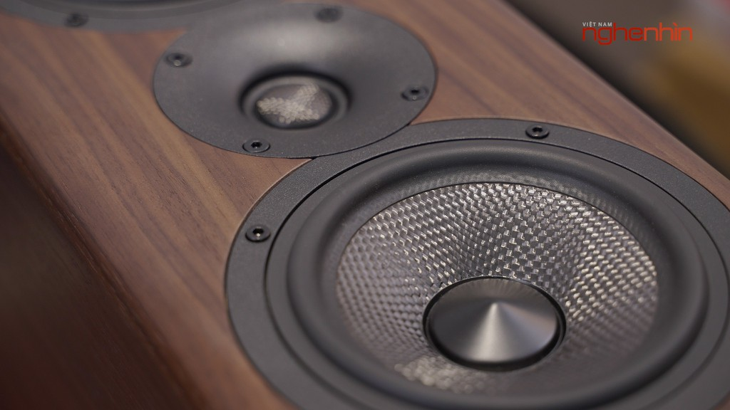 Acoustic Energy AE 520 – Loa đầu bảng 100 triệu toàn củ carbon ảnh 2