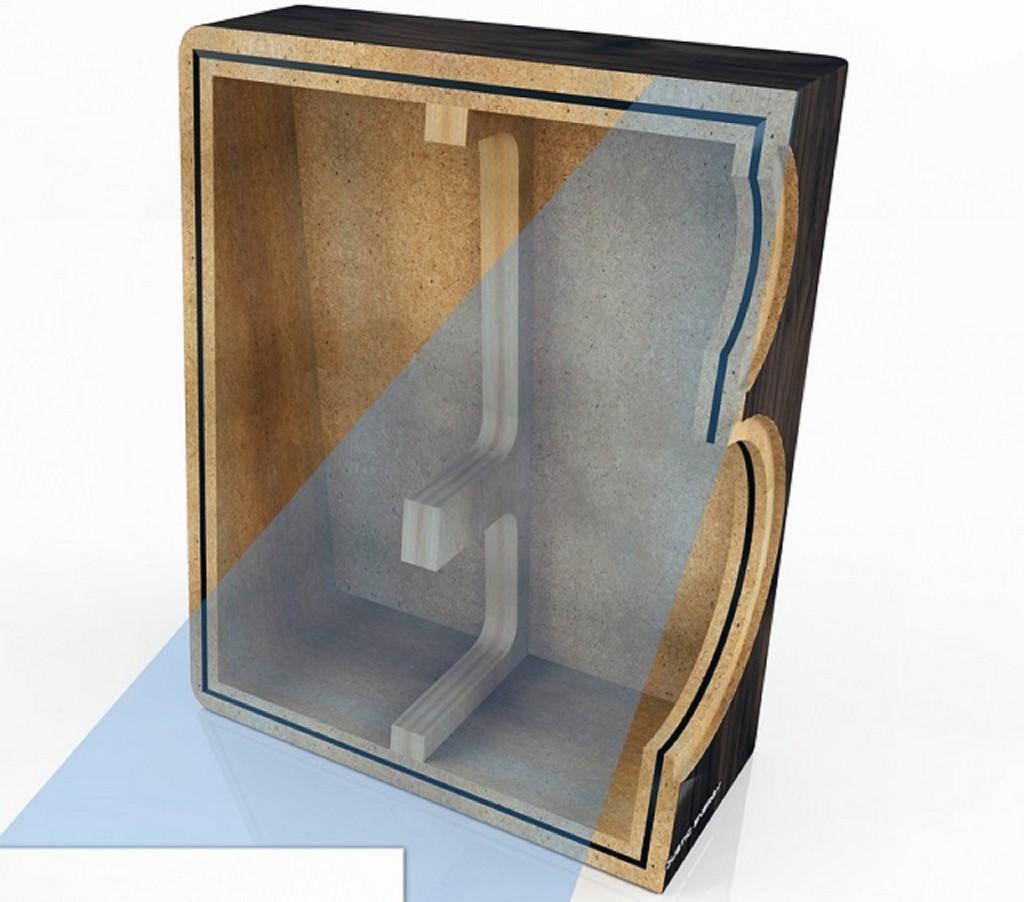 Acoustic Energy AE 520 – Loa đầu bảng 100 triệu toàn củ carbon ảnh 5