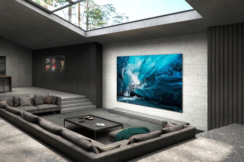 Samsung ra mắt TV tuyệt tác tương lai MICRO LED 2021 giá từ 3 tỷ  ảnh 2
