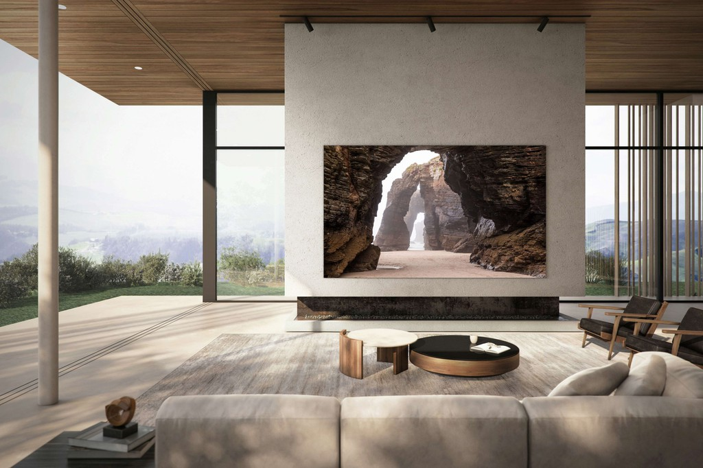 Samsung ra mắt TV tuyệt tác tương lai MICRO LED 2021 giá từ 3 tỷ  ảnh 4