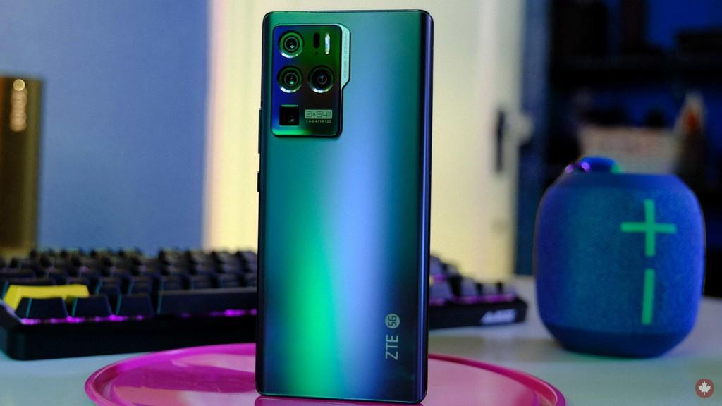ZTE Axon 30 Ultra ra mắt: cạnh tranh gắt với Galaxy S21 Ultra ảnh 5