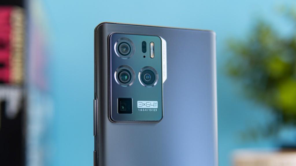 ZTE Axon 30 Ultra ra mắt: cạnh tranh gắt với Galaxy S21 Ultra ảnh 6