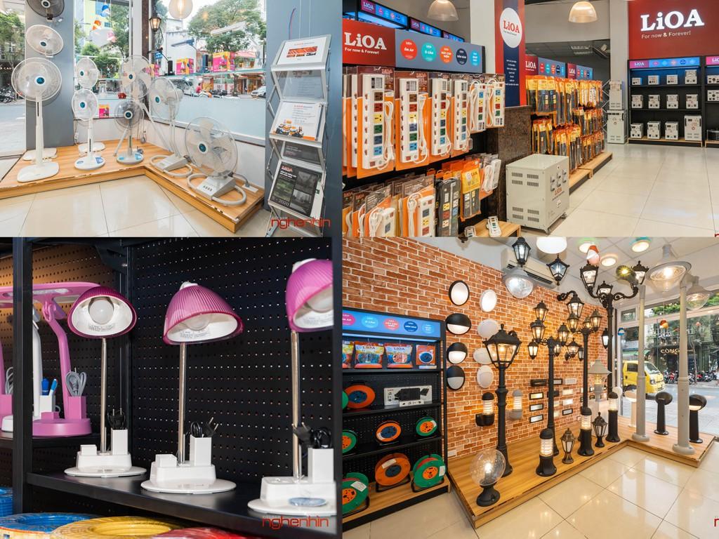 Showroom LiOA – Nguồn cảm hứng cho một trải nghiệm hoàn toàn mới về thiết bị điện ảnh 3