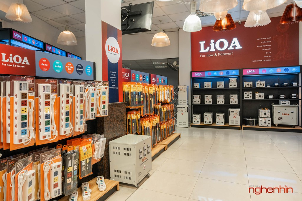 Showroom LiOA – Nguồn cảm hứng cho một trải nghiệm hoàn toàn mới về thiết bị điện ảnh 7