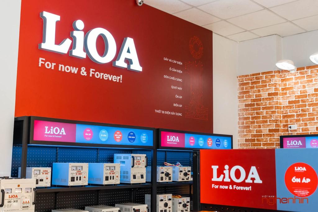 Showroom LiOA – Nguồn cảm hứng cho một trải nghiệm hoàn toàn mới về thiết bị điện ảnh 10
