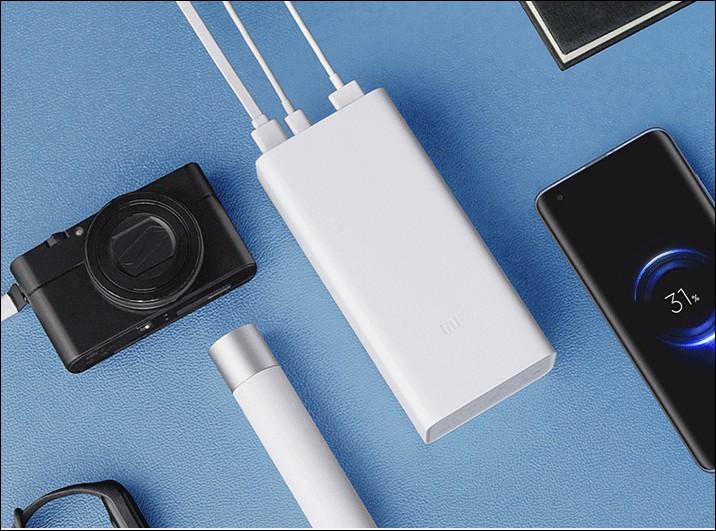 Xiaomi ra mắt pin dự phòng Mi Power Bank 3 dung lượng 30.000mAh, giá chưa đến 600.000 nghìn ảnh 3