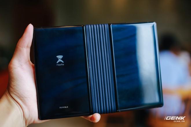 Trên tay Royole FlexPai: Smartphone màn hình gập đầu tiên trên thế giới - Ảnh 25.