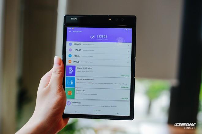 Trên tay Royole FlexPai: Smartphone màn hình gập đầu tiên trên thế giới - Ảnh 31.