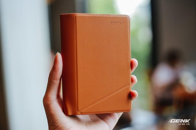 Trên tay Royole FlexPai: Smartphone màn hình gập đầu tiên trên thế giới - Ảnh 5.