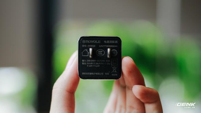 Trên tay Royole FlexPai: Smartphone màn hình gập đầu tiên trên thế giới - Ảnh 6.