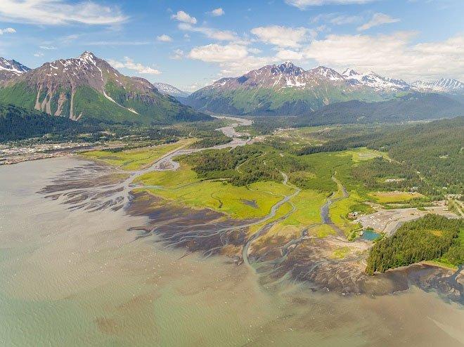 Alaska là bang lạnh nhất của Mỹ nhưng trải qua đợt nắng nóng kỷ lục.