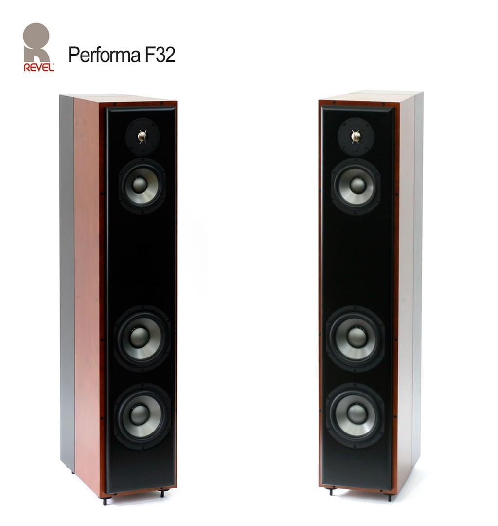 Revel Performa F32 – Đôi loa xưa chinh phục những đôi tai già ảnh 4