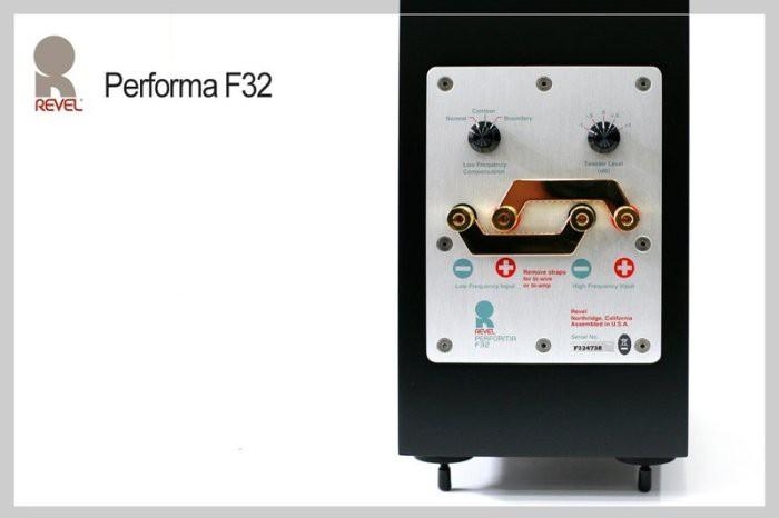 Revel Performa F32 – Đôi loa xưa chinh phục những đôi tai già ảnh 5