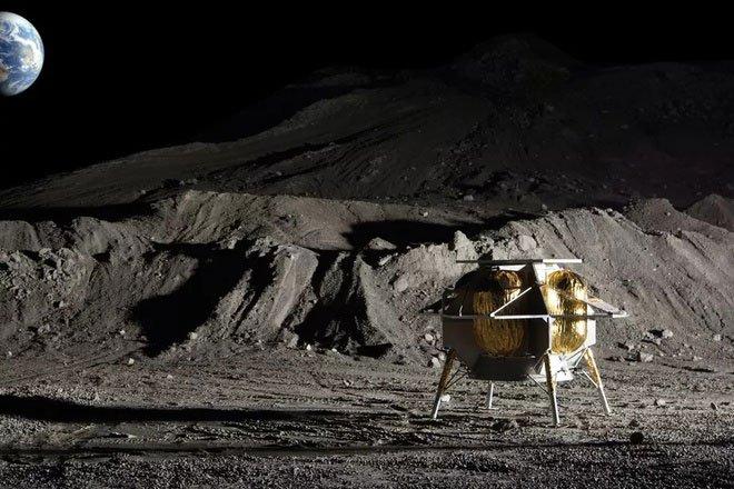 NASA đặt mua đá Mặt trăng, mở ra thị trường kinh doanh tài nguyên khai thác ngoài không gian.