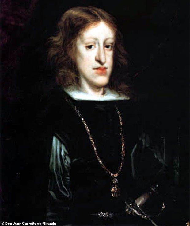 Một bức chân dung khác của Philip IV