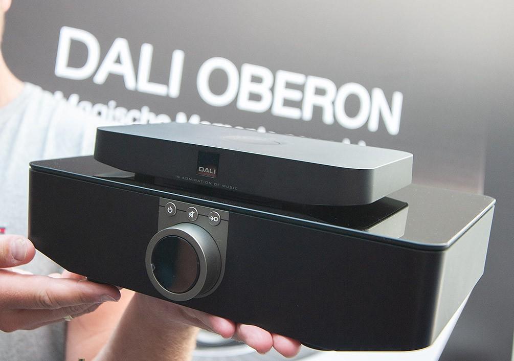 DALI trình làng dòng loa không dây Oberon C, giá dễ chịu, Sound Hub mới nhỏ gọn ảnh 5