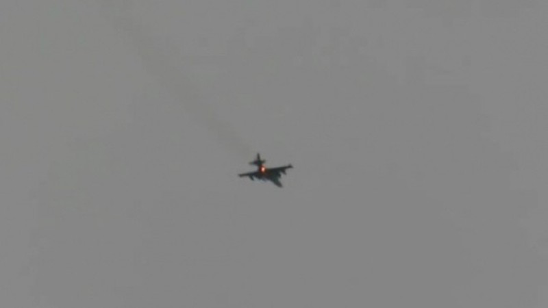Azerbaijan bi ban ha 2 cuong kich Su-25 trong chua day 24 gio