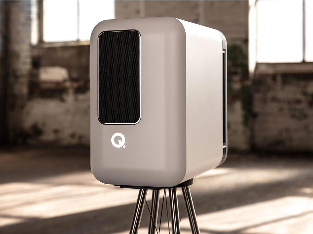 Q Acoustics lần đầu tung loa không dây hi-end, thiết kế ấn tượng, driver mở 180 độ ảnh 4