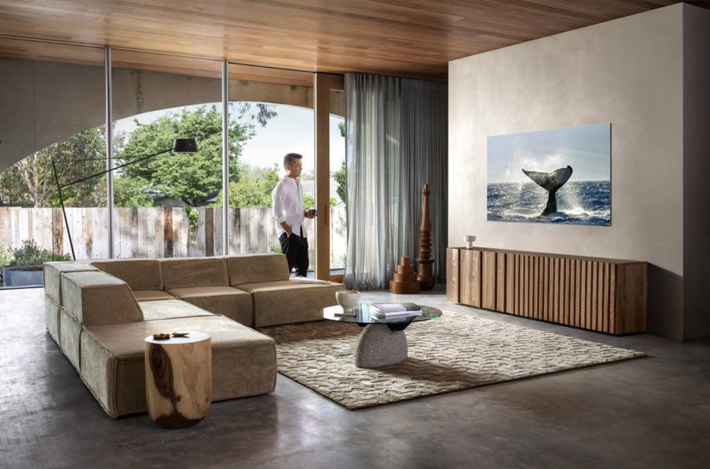 Samsung ghi dấu ấn với chiếc TV QLED 8K lớn nhất thế giới 98 inch ảnh 1