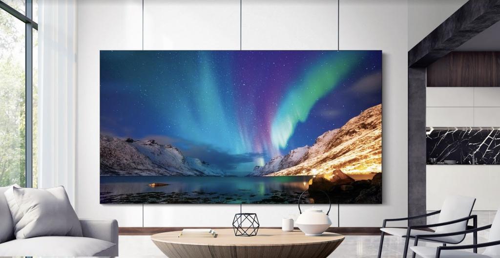 Samsung ghi dấu ấn với chiếc TV QLED 8K lớn nhất thế giới 98 inch ảnh 7