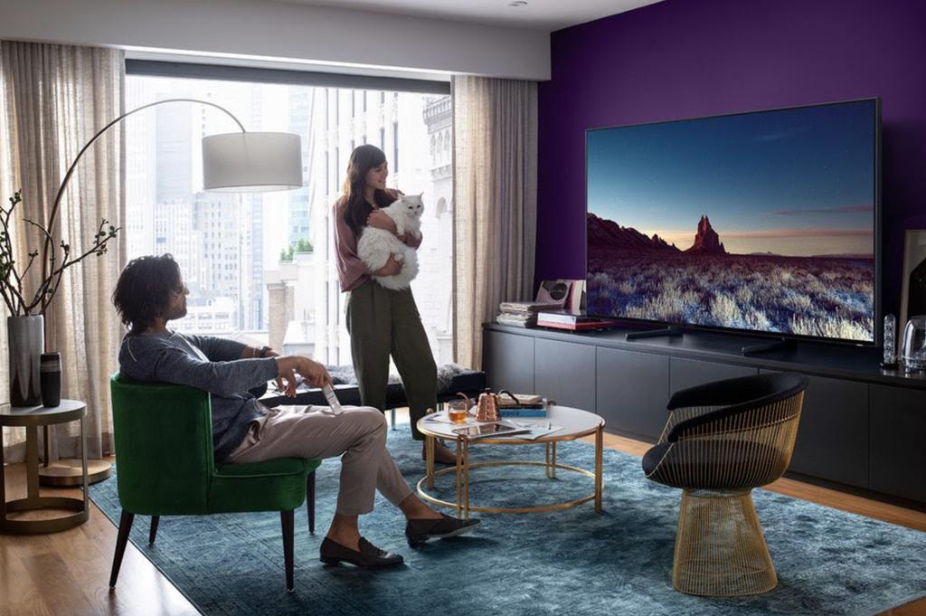Samsung ghi dấu ấn với chiếc TV QLED 8K lớn nhất thế giới 98 inch ảnh 8