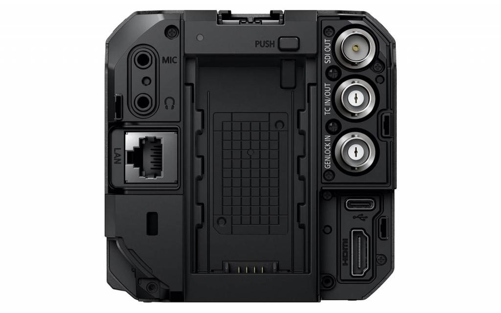 Panasonic công bố máy quay video Micro Four Thirds BGH1 khối vuông nhỏ xíu ảnh 8