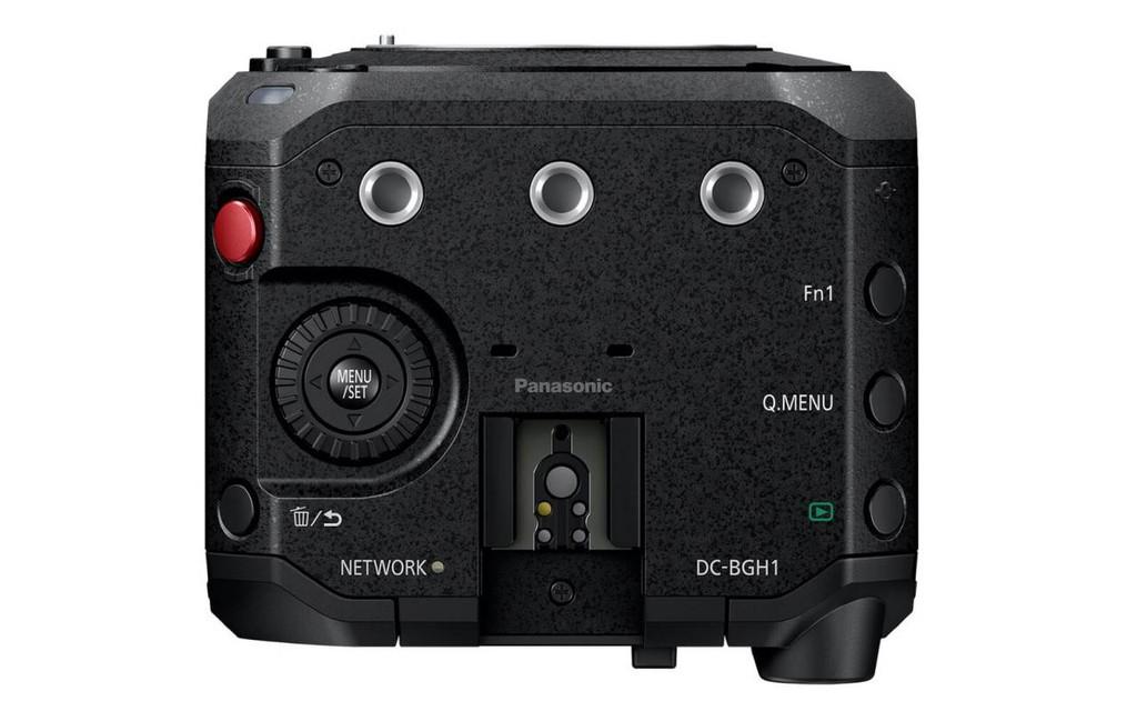 Panasonic công bố máy quay video Micro Four Thirds BGH1 khối vuông nhỏ xíu ảnh 9