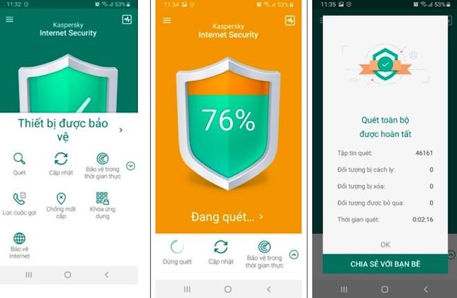 Lá chắn miễn phí giúp smartphone không bị dính ứng dụng độc hại