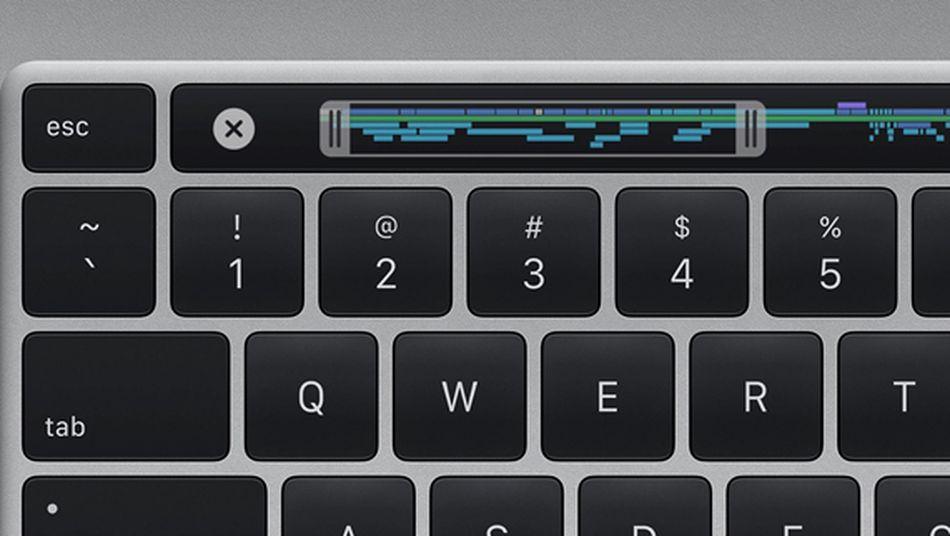 MacBook Pro 16 inch chính thức: Bàn phím Magic Keyboard, 6 loa, giá từ 2399 USD ảnh 3
