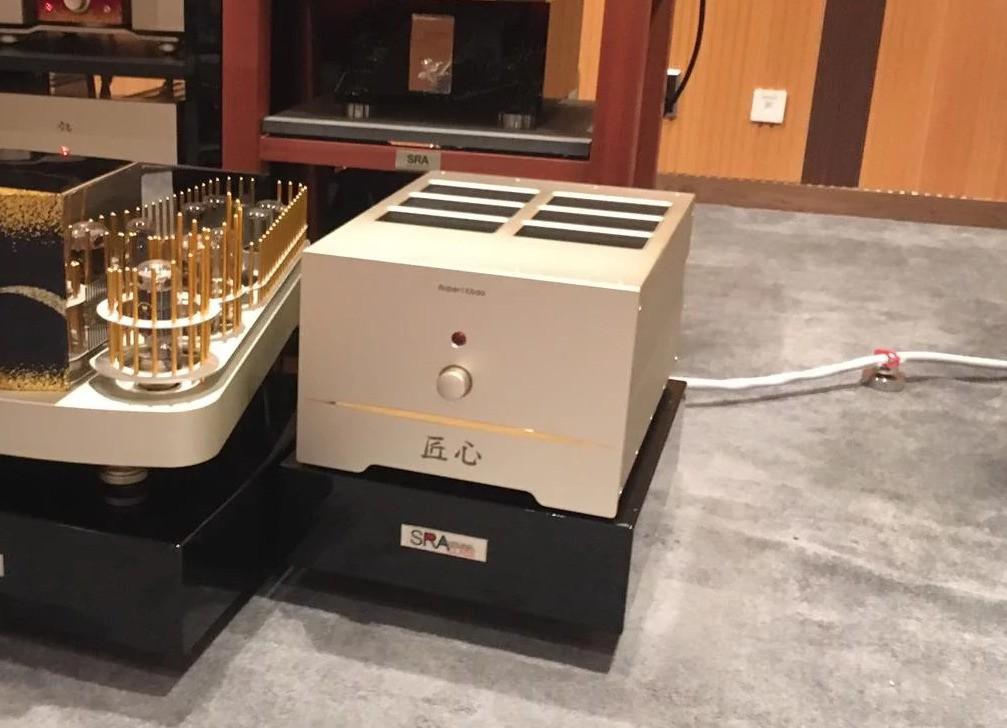 Cựu tướng của Audio Note Kondo ra mắt siêu phẩm monoblocks Takumi K-160 ảnh 3