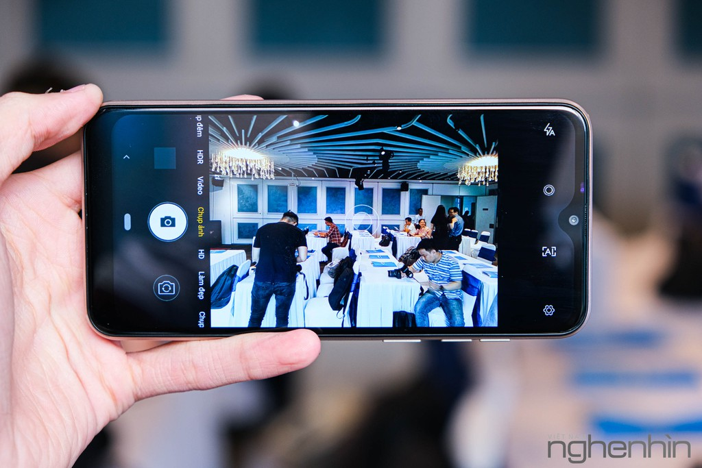 ASANZO S6 ra mắt: camera AI, giá 2,5 triệu ảnh 5
