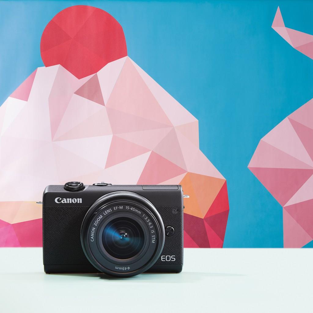 Canon EOS M200 ra mắt người dùng Việt giá từ 15,9 triệu đồng ảnh 1