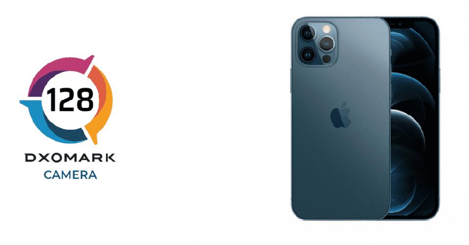 iPhone 12 Pro đạt 128 điểm, chỉ xếp thứ 4 trong bảng xếp hạng DxOMark ảnh 1