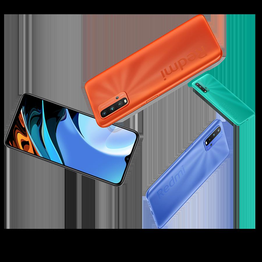 Xiaomi ra mắt Redmi 9T tại Việt Nam giá 4 triệu ảnh 2