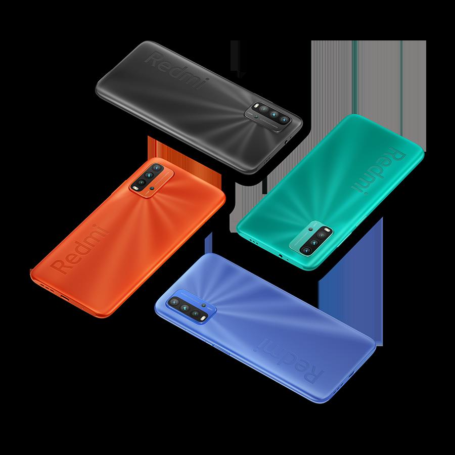 Xiaomi ra mắt Redmi 9T tại Việt Nam giá 4 triệu ảnh 3