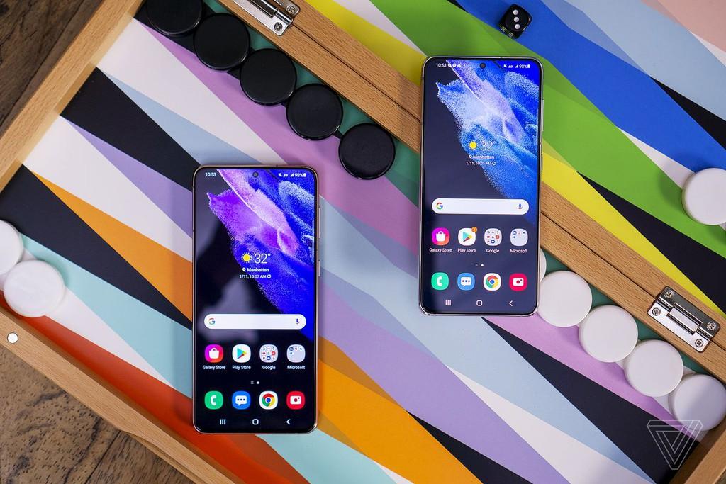 Samsung Galaxy S21 Series ra mắt: thiết kế mới, Exynos 2100, hỗ trợ S Pen ảnh 1