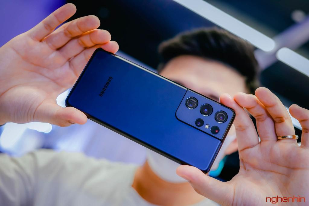 Samsung Galaxy S21 Series ra mắt: thiết kế mới, Exynos 2100, hỗ trợ S Pen ảnh 8