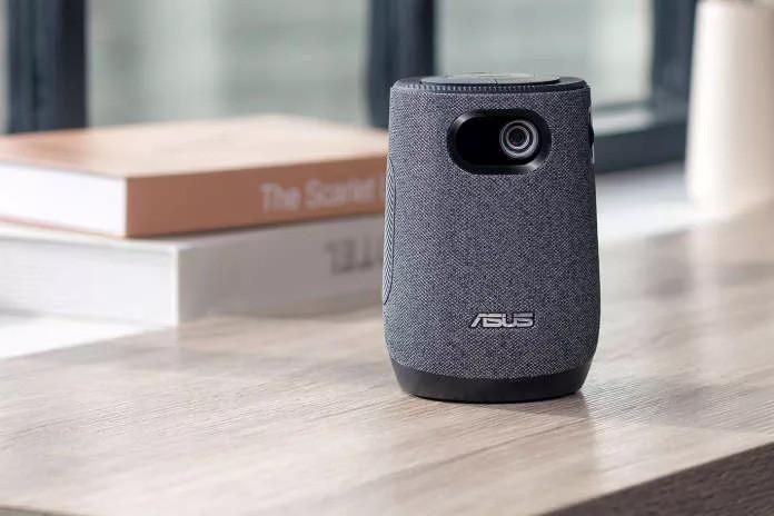 Asus ra mắt máy chiếu dưới hình dạng máy pha cà phê ảnh 2