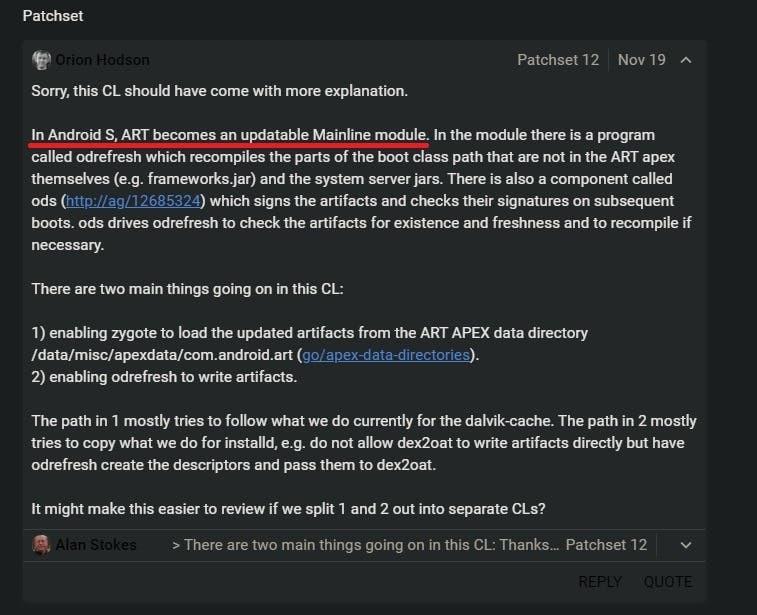 Những tính năng đầu tiên của Android 12 xuất hiện trực tuyến ảnh 3