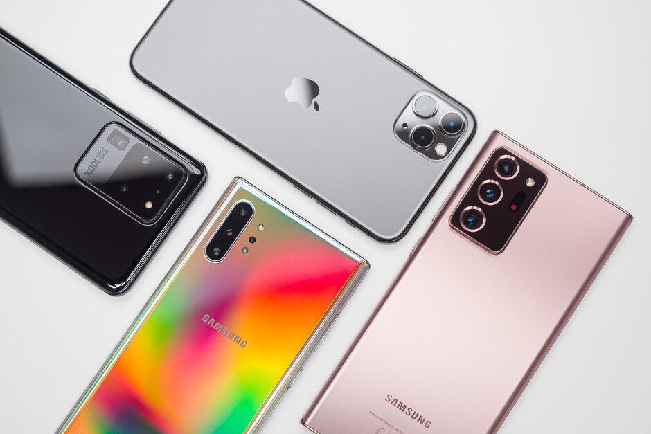 Doanh số smartphone 2020 giảm tận 8.8% so với 2019 ảnh 1