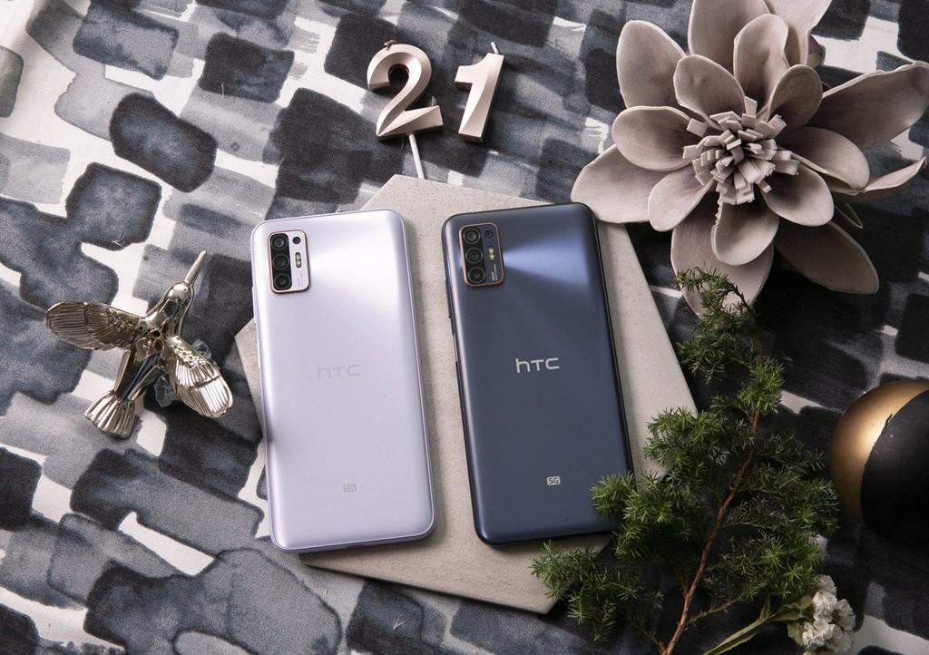 HTC Desire 21 Pro 5G ra mắt: Màn hình 90Hz, pin 5.000mAh, giá 428 USD ảnh 2
