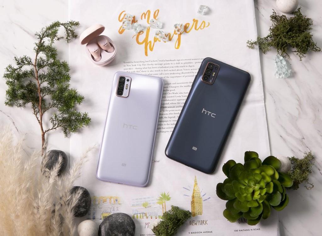 HTC Desire 21 Pro 5G ra mắt: Màn hình 90Hz, pin 5.000mAh, giá 428 USD ảnh 3