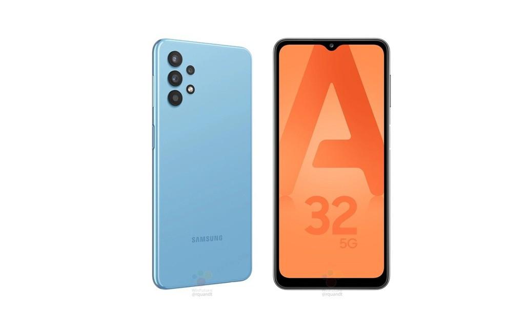 Galaxy A32 5G ra mắt: pin 5.000 mAh, Dimensity 720, giá 339 USD ảnh 1