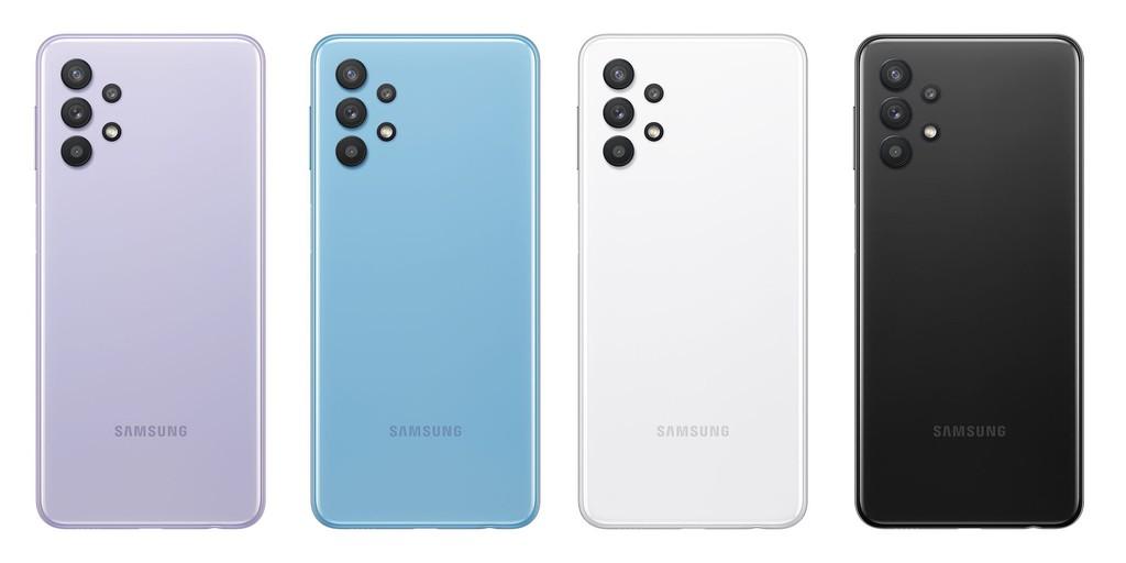 Galaxy A32 5G ra mắt: pin 5.000 mAh, Dimensity 720, giá 339 USD ảnh 3