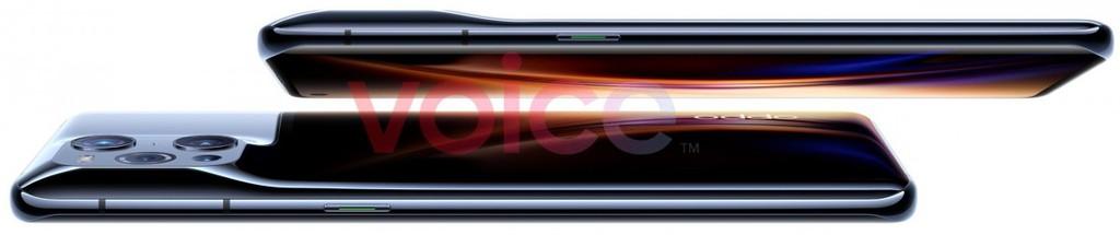 Oppo Find X3 Pro xuất hiện trong hình ảnh render chính thức với cụm camera độc đáo ảnh 1