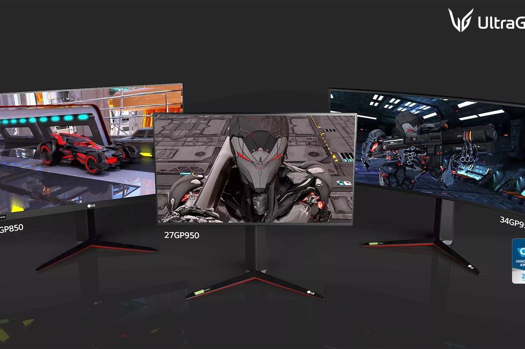 LG ra mắt loạt màn hình gaming mới, hỗ trợ 4K/144Hz và HDMI 2.1 ảnh 1