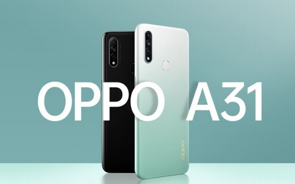 Oppo A31 2020 ra mắt: Helio P35, pin 4.230mAh, giá 179 USD ảnh 1