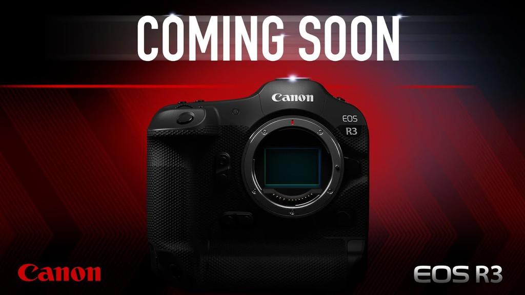 Canon EOS R3 sắp ra mắt? ảnh 1