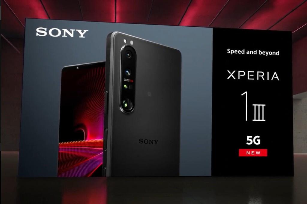 Sony ra mắt cùng lúc 3 mẫu máy: Xperia 1 III, Xperia 5 III và Xperia 10 III ảnh 1